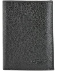 Azzaro Portefeuille cuir TRIGGER 796-AZ903156 Portefeuille - Noir