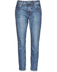 Pepe Jeans Jeans VIOLET - Bleu