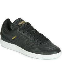 adidas Lage Sneakers Busenitz - Zwart