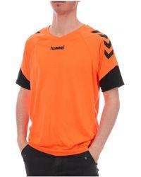 Hummel 400CHORN T-shirt - Orange