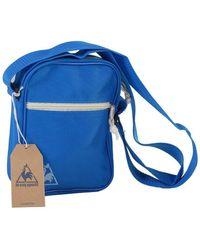 Le Coq Sportif Chronic Small Item Skydiver Sac - Bleu
