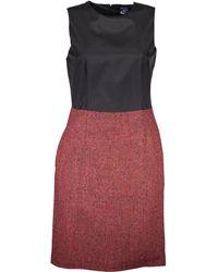 GANT 1203.450533 femmes Robe en rouge