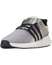 adidas Eqt Support 93/17 Chaussures - Gris