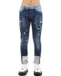 John Richmond Jeans RMP21134JE - Azul