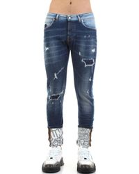 John Richmond - Skinny Jeans Rmp21134je - Lyst