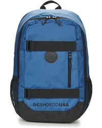 DC Shoes - Clocked Women's Backpack In Blue - Lyst