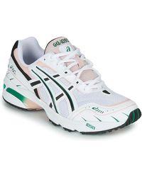 Asics Lage Sneakers Gel-1090 - Wit