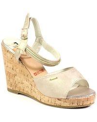 Big Star - W274452 Women's Sandals In Beige - Lyst