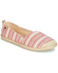 Roxy Espadrilles Flora Ii J Shoe Rw3 - Rood