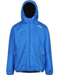 Regatta Tarren Waterproof Insulated Jacket Blue