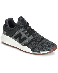 New Balance Lage Sneakers 247 - Grijs