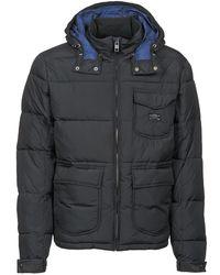 Lee Jeans - Loco Puffa Men's Jacket In Black - Lyst