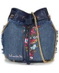 Paul & Joe - Joey Women's Shoulder Bag In Blue - Lyst