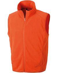 Result Vest R116x - Oranje