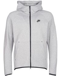 Nike Sweater Techfleece - Grijs