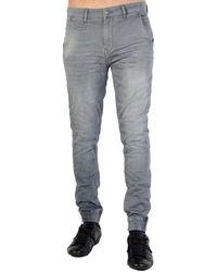 Petrol Industries Jogg Jebson Md-Ss16-10 Grey Jeans - Gris