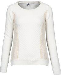 Naf Naf - Pullover MIBI - Lyst