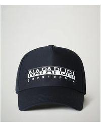 Napapijri FRAMING 2 -NP0A4F93 Casquette - Bleu