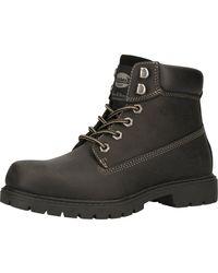 Dockers Bottines Boots - Noir