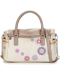 Desigual Ada Loverty Handbags - Natural
