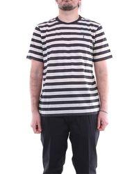 Saint Laurent T-shirt Korte Mouw 633108ybuq2 - Meerkleurig