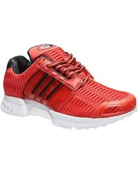 bb91ccff922a4 Adidas Zx 750 Wv Men s Shoes (trainers) In Red in Red for Men - Lyst