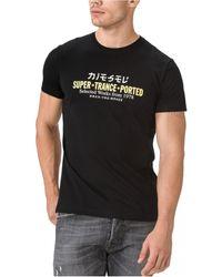 DIESEL T-DIEGO-Y1 T-shirt - Noir