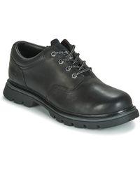 Caterpillar OVERTAKE hommes Chaussures en Noir