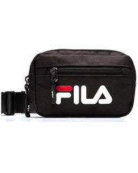 Fila Heuptas Sporty Belt Bag - Zwart