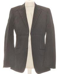 H&M Veste De Costume 36 - T1 - S Vestes de costume - Noir