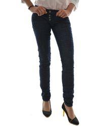 Please P68c femmes Jeans en bleu