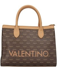 Valentino Vbs3kg18 Hand Bags Accessories Brown