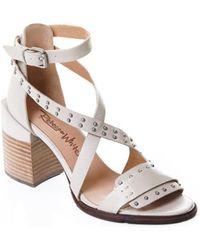 Rebecca White T0501 Chaussures escarpins - Gris