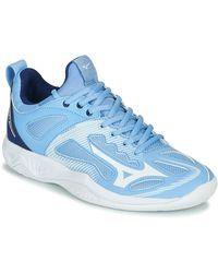 Mizuno Sportschoenen Wave Ghost Shadow - Blauw