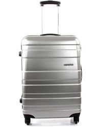 American Tourister Valise 76A045304 - Gris