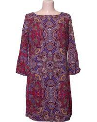 Grain De Malice Robe - S Robe - Violet
