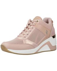 Skechers MILLION - AIR UP THERE - Rosa