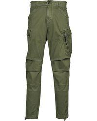 G-Star RAW Pantalone Cargo Roxic Straight Tapered Cargo Pant - Verde