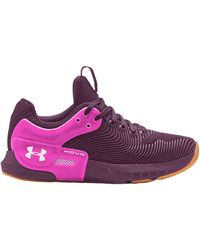 Under Armour - HOVR Apex 2 Gloss Women Chaussures - Lyst