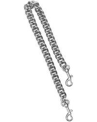 Lancaster Sleutelhanger Accessoires - Metallic