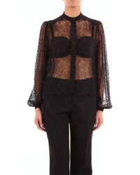 Givenchy Overhemd Bw60gn206t - Zwart
