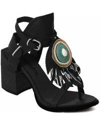 Rebecca White T0509 Chaussures escarpins - Noir