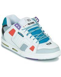 Globe Sneakers Sabre - Bianco