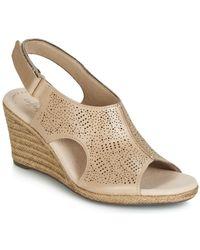 Clarks Lafley Rosen Women's Sandals In Multicolour