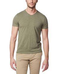 IKKS Tee Shirt Manches Courtes Uni T-shirt - Vert