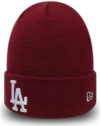 KTZ LA Dodgers Cappello - Rosso