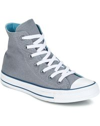 0be4f5912958 Converse - Chuck Taylor All Star Canvas Hi Women s Shoes (high-top Trainers)