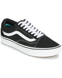 Vans Classic Old Skool - E Sneakers - Zwart