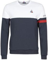 Le Coq Sportif Sweater Tri Crew Sweat N°1 M - Blauw