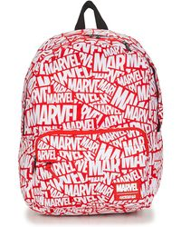 American Tourister Rugzak Marvel Lifestyle Backpack - Rood